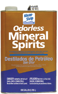 ODORLESS MINERAL SPIRITS - Click Here to See Product Details