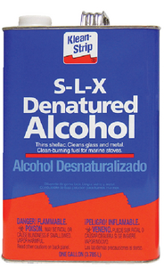 STOVE FUEL/DENATURED ALCOHOL - Click Here to See Product Details