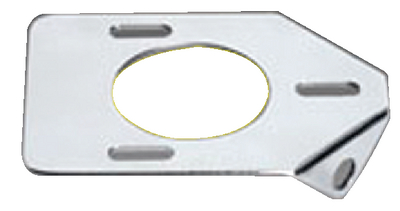 BACKING PLATE FOR STANDARD ROD HOLDER (#364-RH5930) - Click Here to See Product Details