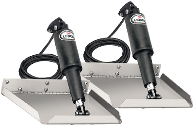 EDGE MOUNT ELECTRIC TRIM TAB KIT 12 VOLT (#622-15017101) - Click Here to See Product Details