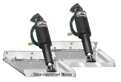 STANDARD PERFORMANCE ELECTRIC TRIM TAB KITS 12 VOLT (#622-15040101) - Click Here to See Product Details