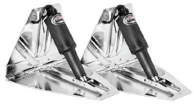 HIGH PERFORMANCE ELECTRIC TRIM TAB KIT 12 VOLT (#622-15048101) - Click Here to See Product Details