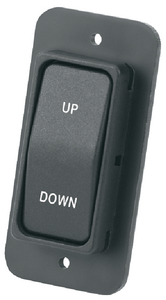 HATCHLIFT SINGLE ROCKER SWITCH (#622-15096001) - Click Here to See Product Details