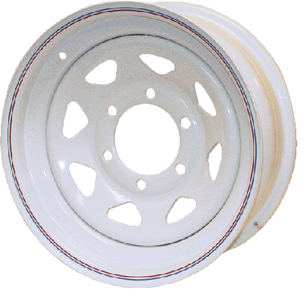 TRAILER WHEELS (#966-20222) - Click Here to See Product Details