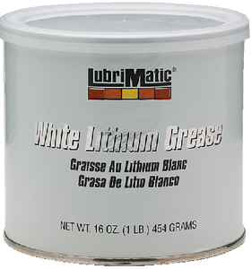 WHITE LITHIUM GREASE (#192-11350) - Click Here to See Product Details