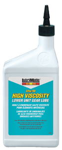 P-HI VISC GEAR LUBE QUART - Click Here to See Product Details