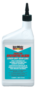POWER PRO SYNTHETIC BLEND LOWER UNIT LUBE (#192-11565) - Click Here to See Product Details