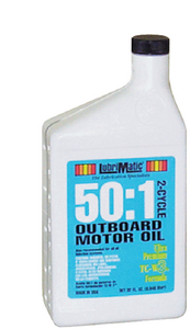 TCW3 50:1 OUTBOARD MOTOR OIL (#192-11591) - Click Here to See Product Details