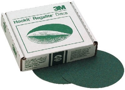 GREEN CORPS HOOKIT REGALITE DISCS (#71-00512) - Click Here to See Product Details