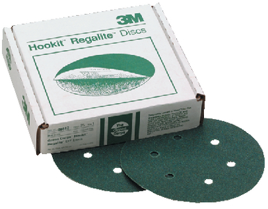 GREEN CORPS HOOKIT REGALITE DUST FREE DISCS (#71-00612) - Click Here to See Product Details