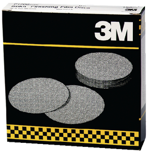 STIKIT<sup>TM</sup> FINISHING FILM DISCS (#71-01320) - Click Here to See Product Details