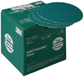 GREEN CORPS STIKIT<sup>TM</sup> PRODUCTION DISCS (#71-01548) - Click Here to See Product Details