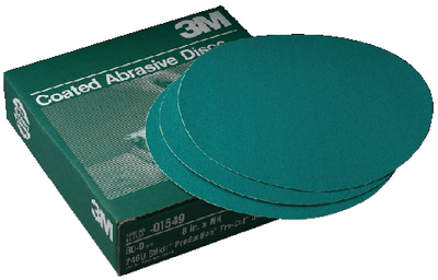 GREEN CORPS STIKIT<sup>TM</sup> PRODUCTION DISCS (#71-01556) - Click Here to See Product Details
