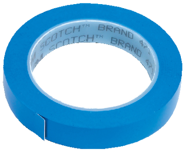 BLUE VINYL TAPE 471+ (#71-03120) - Click Here to See Product Details