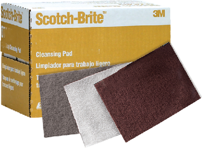 SCOTCH-BRITE<sup>TM</sup> HAND PAD (#71-04029) - Click Here to See Product Details