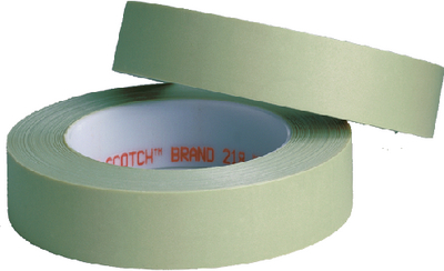 SCOTCH<sup>&reg;</sup> GREEN FINE LINE TAPE 218 (#71-04698) - Click Here to See Product Details