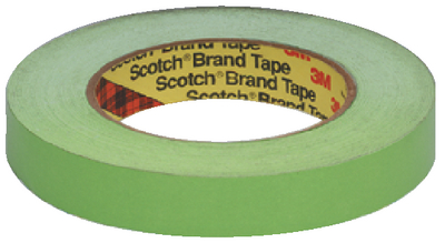 SCOTCHMARK<sup>TM</sup> GREEN MASKING TAPE 256 (#71-04968) - Click Here to See Product Details