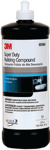 SUPER DUTY RUBBING COMPOUND - Click Here to See Product Details
