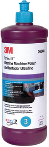 3M PERFECT-IT<sup>TM</sup> ULTRAFINE MACHINE POLISH (#71-06068) - Click Here to See Product Details