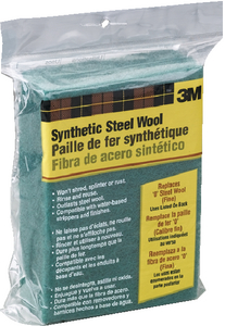 SYNTHETIC STEEL WOOL PADS (#71-10118) - Click Here to See Product Details