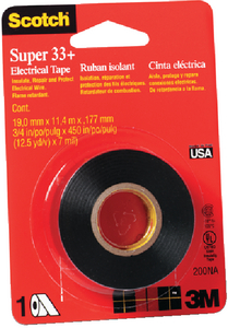 SCOTCH SUPER 33 PLUS (#71-10414) - Click Here to See Product Details