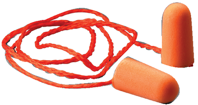 DISPOSABLE FOAM EAR PLUGS (#71-1110) - Click Here to See Product Details