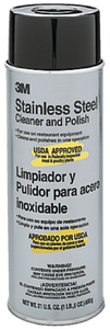 STAINLESS STEEL CLEANER & POLISH (#71-14002) - Click Here to See Product Details