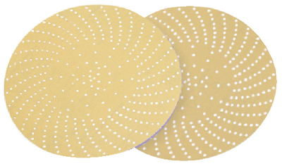 CLEAN SANDING HOOKIT DISCS 236U (#71-20824) - Click Here to See Product Details