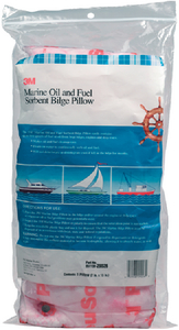 OIL & FUEL ABSORBENT BILGE PILLOW (#71-29026) - Click Here to See Product Details