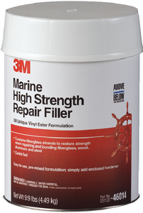 MARINE HIGH STRENGTH REPAIR FILLER  - Click Here to See Product Details
