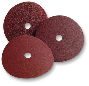 FIBRE GRIT-LOK<sup>TM</sup> RESIN BOND DISCS 785C (#71-5114401745) - Click Here to See Product Details