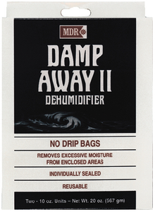 DAMP AWAY II DEHUMIDIFIER (#79-MDR306) - Click Here to See Product Details