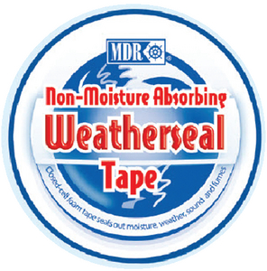WEATHERSEAL TAPE (#79-MDR370) - Click Here to See Product Details