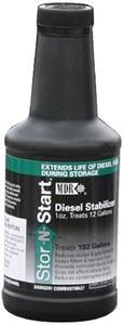 STOR-N-START<sup>®</sup> DIESEL STABILIZER (#79-MDR554) - Click Here to See Product Details
