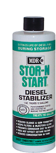 STOR-N-START<sup>&reg;</sup> DIESEL STABILIZER (#79-MDR565) - Click Here to See Product Details