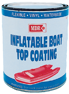 INFLATABLE BOAT TOP COATING (#79-MDR783) - Click Here to See Product Details