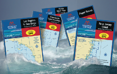 WATERPROOF CHARTBOOKS (#157-WPB0230) - Click Here to See Product Details