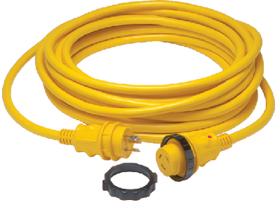 30A 125V POWERCORD PLUS<sup>®</sup> CORDSET WITH LED (#69-199119) - Click Here to See Product Details