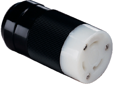30 AMP CONNECTOR AND PLUG (#69-305BC) - Click Here to See Product Details