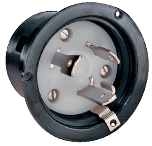 STANDARD POWER INLET (#69-305CRMB) - Click Here to See Product Details