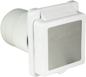 50A STANDARD INLET  (#69-6353ELB) - Click Here to See Product Details