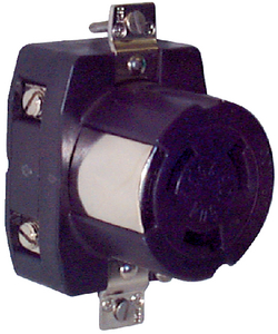 RECEPTACLE 50A (#69-6369CR) - Click Here to See Product Details