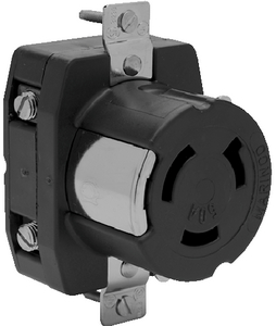 RECEPTACLE 50A (#69-6370CR) - Click Here to See Product Details