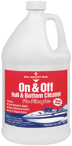 ON & OFF LIQUID HULL & BOTTOM CLEANER - Click Here to See Product Details