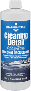 CLEANING DETAIL<sup>&reg;</sup> NON-SKID DECK CLEANER (#323-MK2132) - Click Here to See Product Details