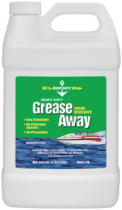GREASE-AWAY ENGINE DEGREASER - Click Here to See Product Details