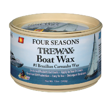 TREWAX<sup>&reg;</sup> BOAT PASTE WAX - Click Here to See Product Details