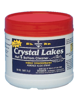 CRYSTAL LAKES<sup>TM</sup> HULL & BOTTOM CLEANER (#323-MK7320) - Click Here to See Product Details
