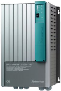 MASS COMBI 120V INVERTER/CHARGER - PURE SINE WAVE (#469-37012505) - Click Here to See Product Details