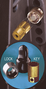 OUTBOARD LOCK (#371-74037) - Click Here to See Product Details